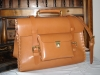 natural and genuine leather briefcases hand crafted and sewn
