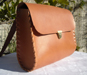 natural leather shool bags hand crafted and sewn
